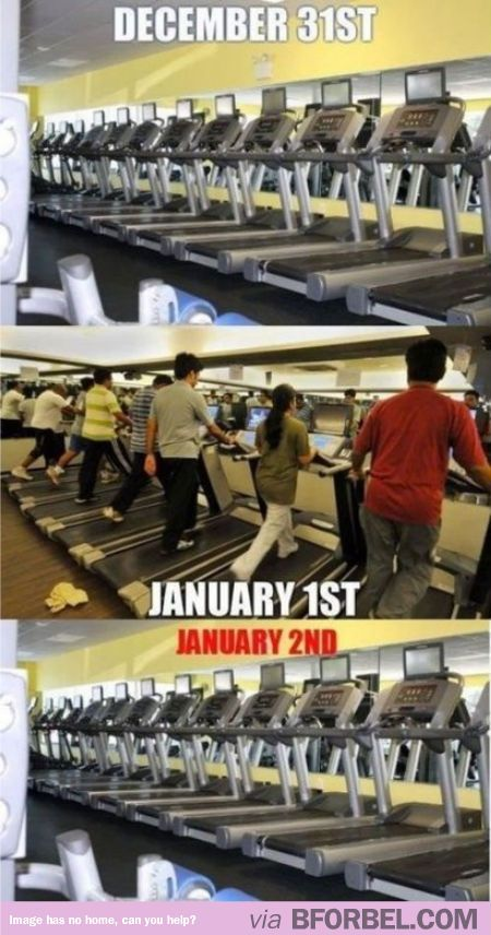 New Years Resolution Gym Meme : years, resolution, Resolutions, Funny, Years, Memes,, Pictures,