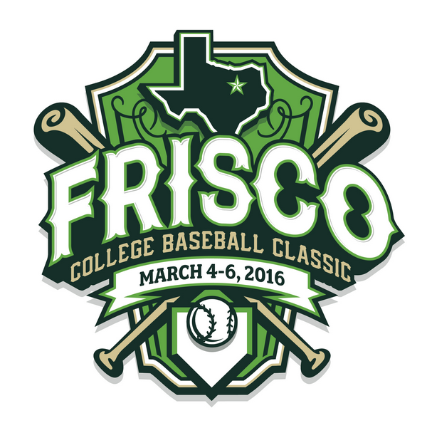 Frisco College Baseball Classic Logo Designed By Old Hat Creative Softball Logos Sports Team Logos Sports Logo Inspiration