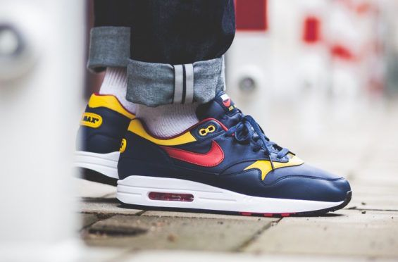 Look For The Nike Air Max 1 Snow Beach Now • KicksOnFire.com