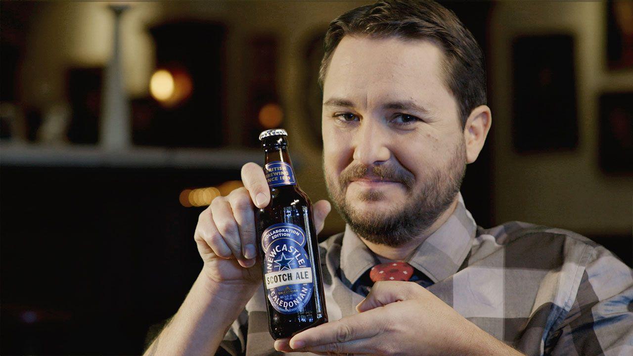 Beer commercial