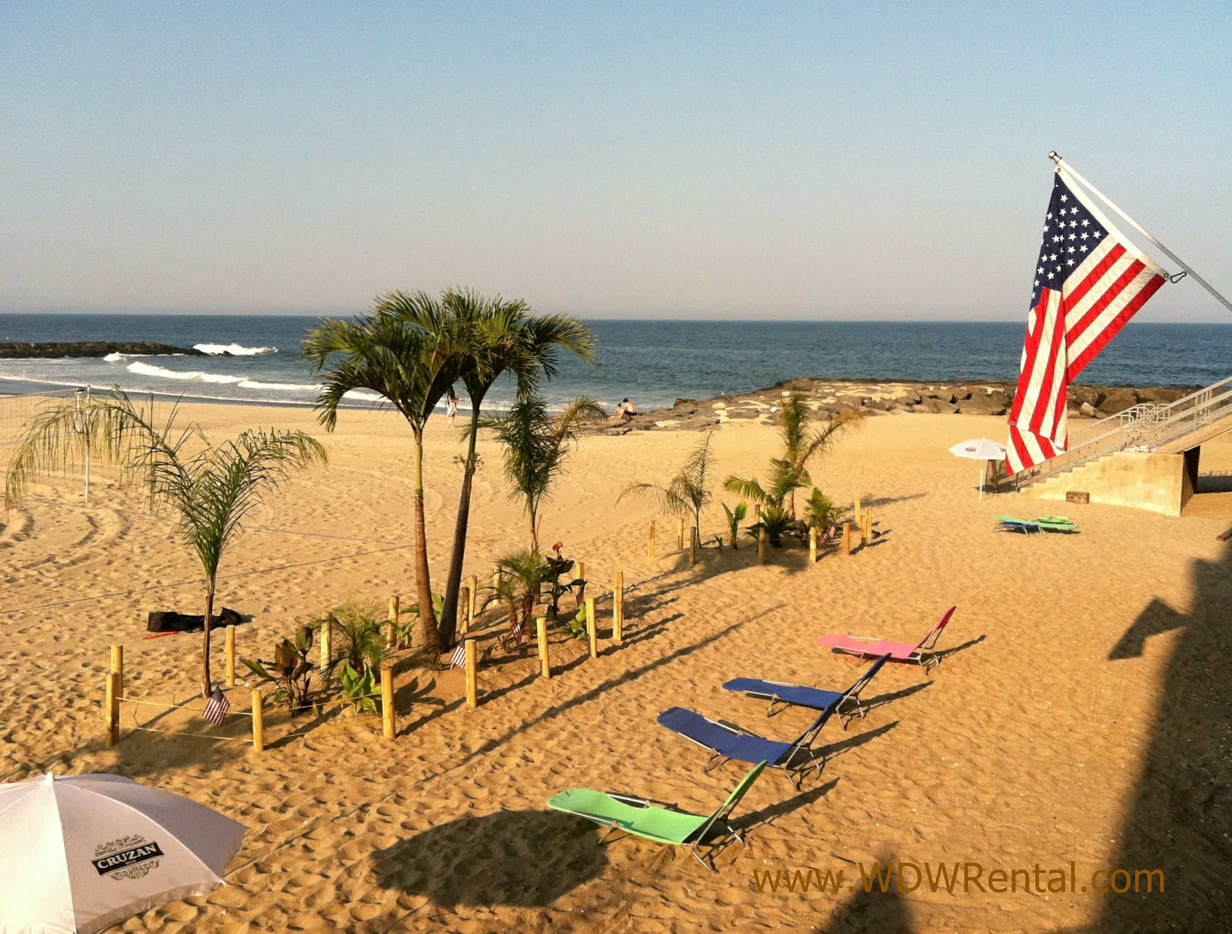 beach wedding in new jersey%0A View From Aqua Beach Bar and Night Club  Convention Hall  Asbury Park  New