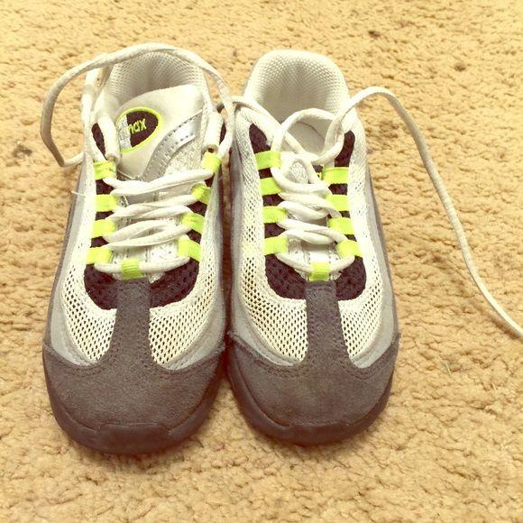 air max 95 toddler sizes nike air max 95 toddler running shoes