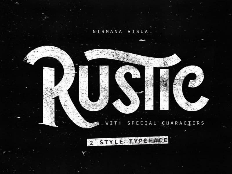 Download The Rustic Free Fonts Must Be Best Amazing Fonts Christmas Fonts Classy Fonts Decorative Fonts Font Font Family Ge Rustic Font Typeface Rustic