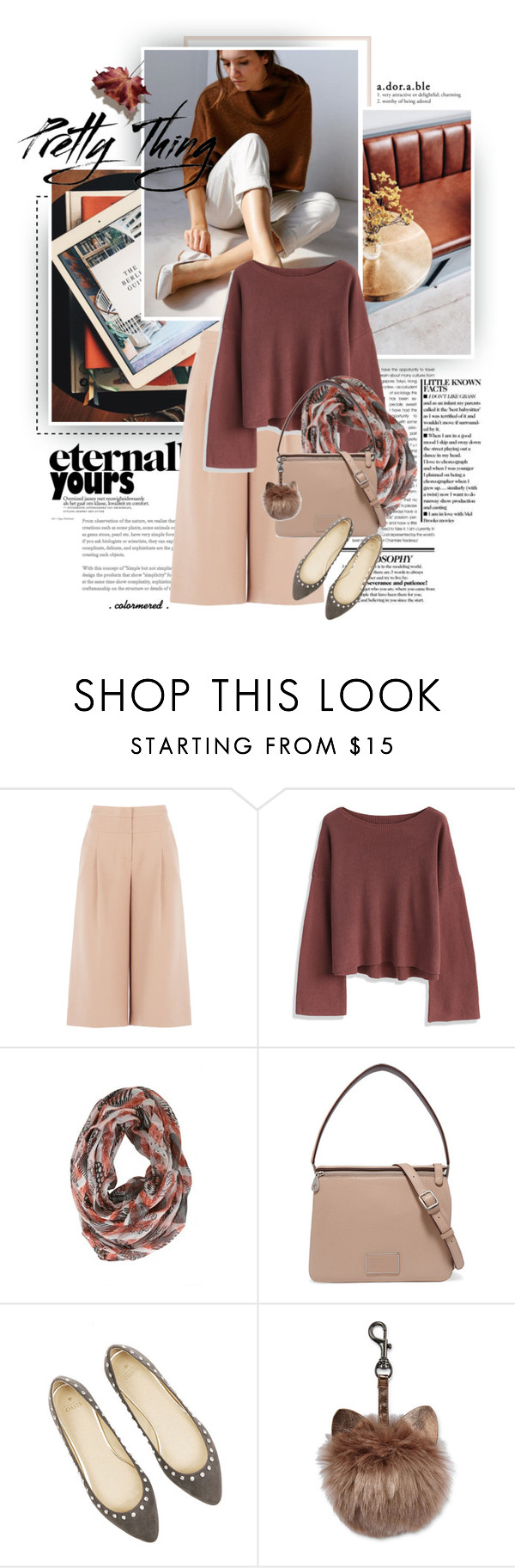 """""""Poetry"""" by color-me-red ❤ liked on Polyvore featuring BCBGMAXAZRIA, Chicwish and Marc by Marc Jacobs"""