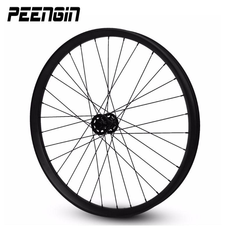 Carbon Mountain Wheelset 27 5er 50x25mm Cross Country Bike Xc