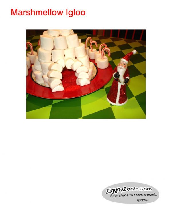 I think we might make these TODAY... minus the santa!