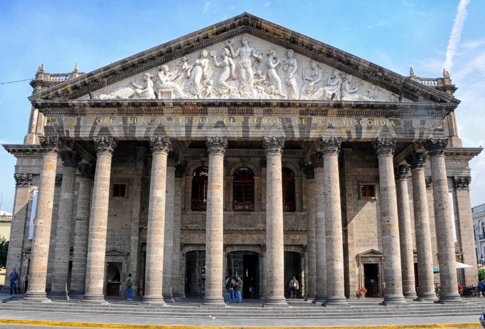 A Tour Of Guadalajara S Neoclassical Architectural Landmarks Architecture Landmark Neoclassical Architecture Neoclassical