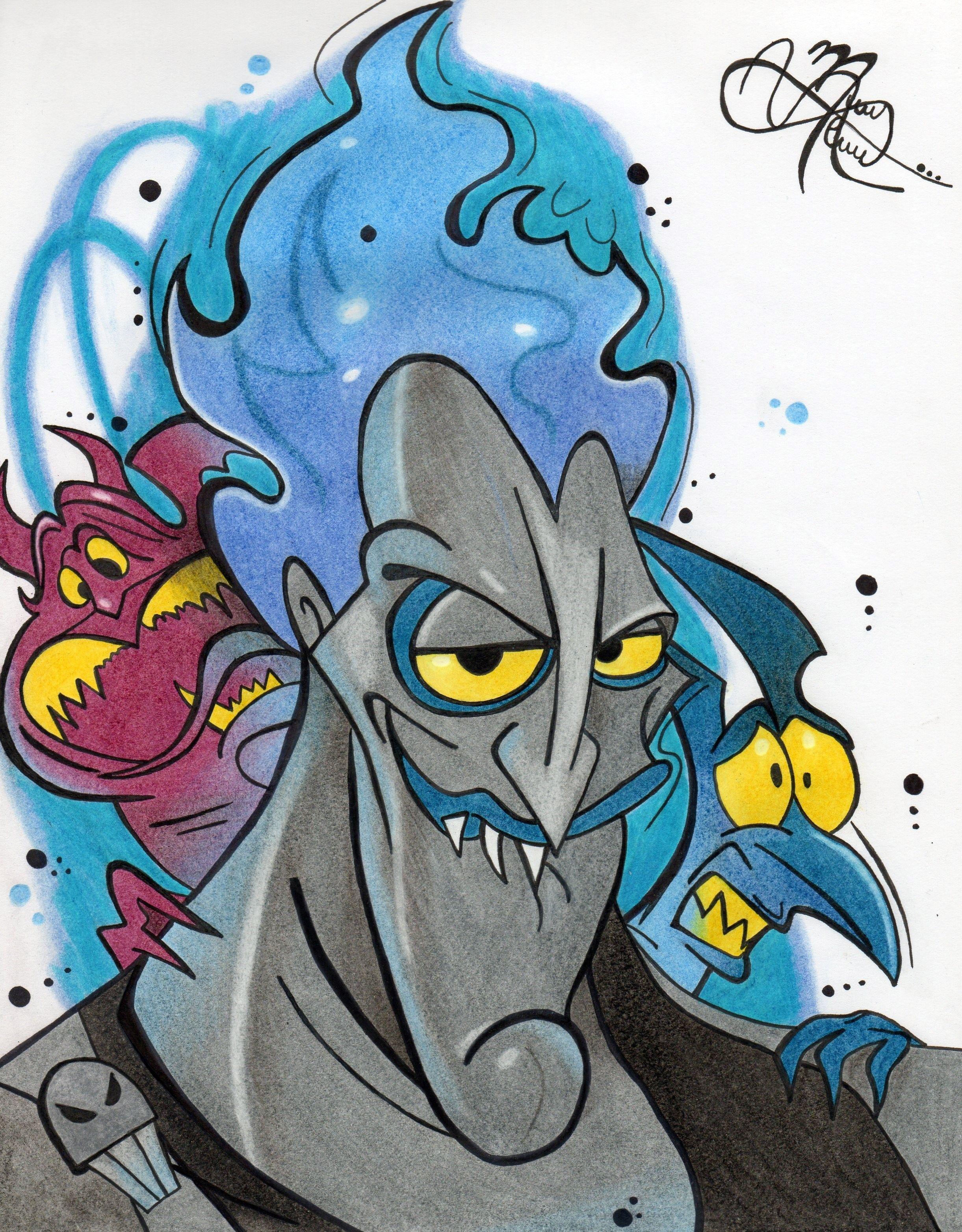 Hades Disney Hades Disney Art Art Drawings