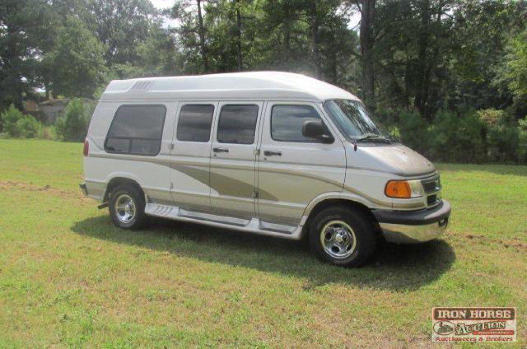 2001 Dodge Ram 1500 Conversion Van