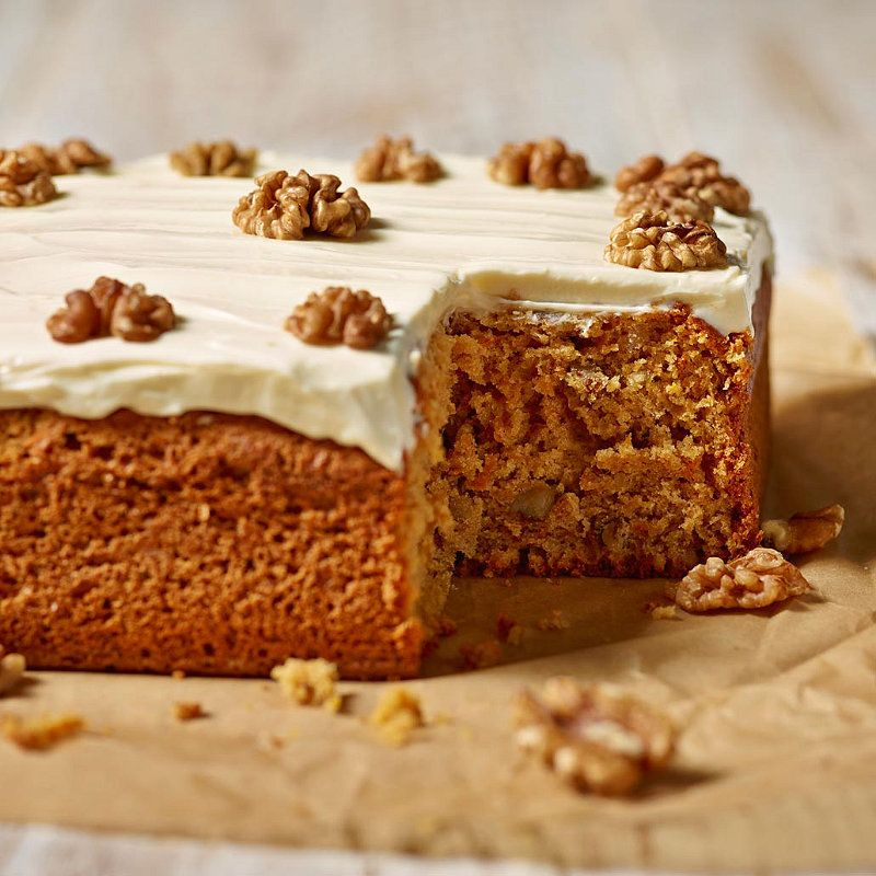 Mary Berry S Carrot Cake Recipe In 2020 Mary Berry Carrot Cake