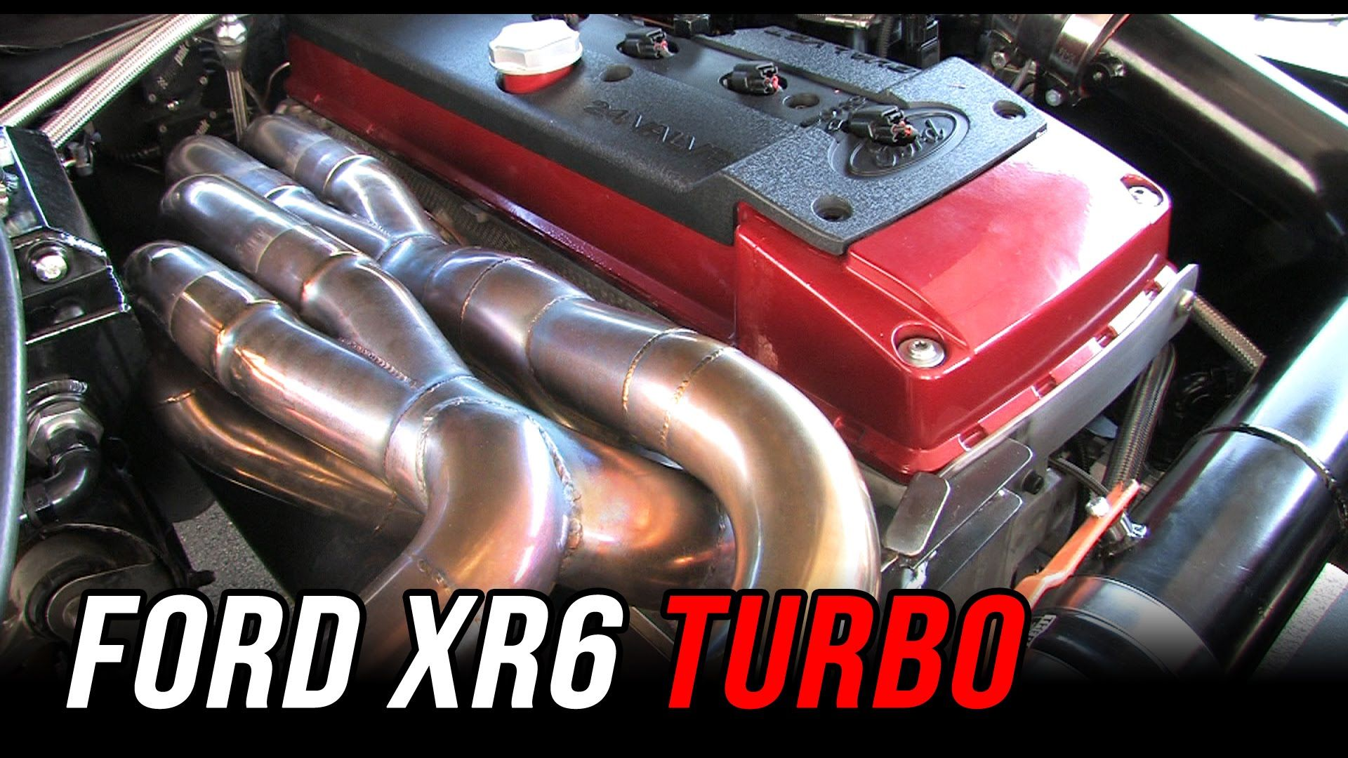 7 Second Ford Xr6 Turbo Gmkilr By Dyno Mite Turbo Ford Ford Mustang