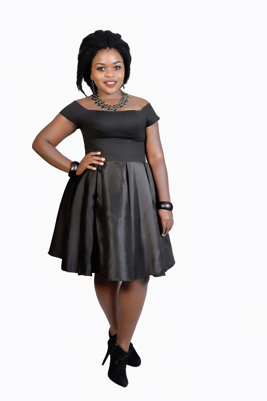 44+ Black satin peplum dress trends