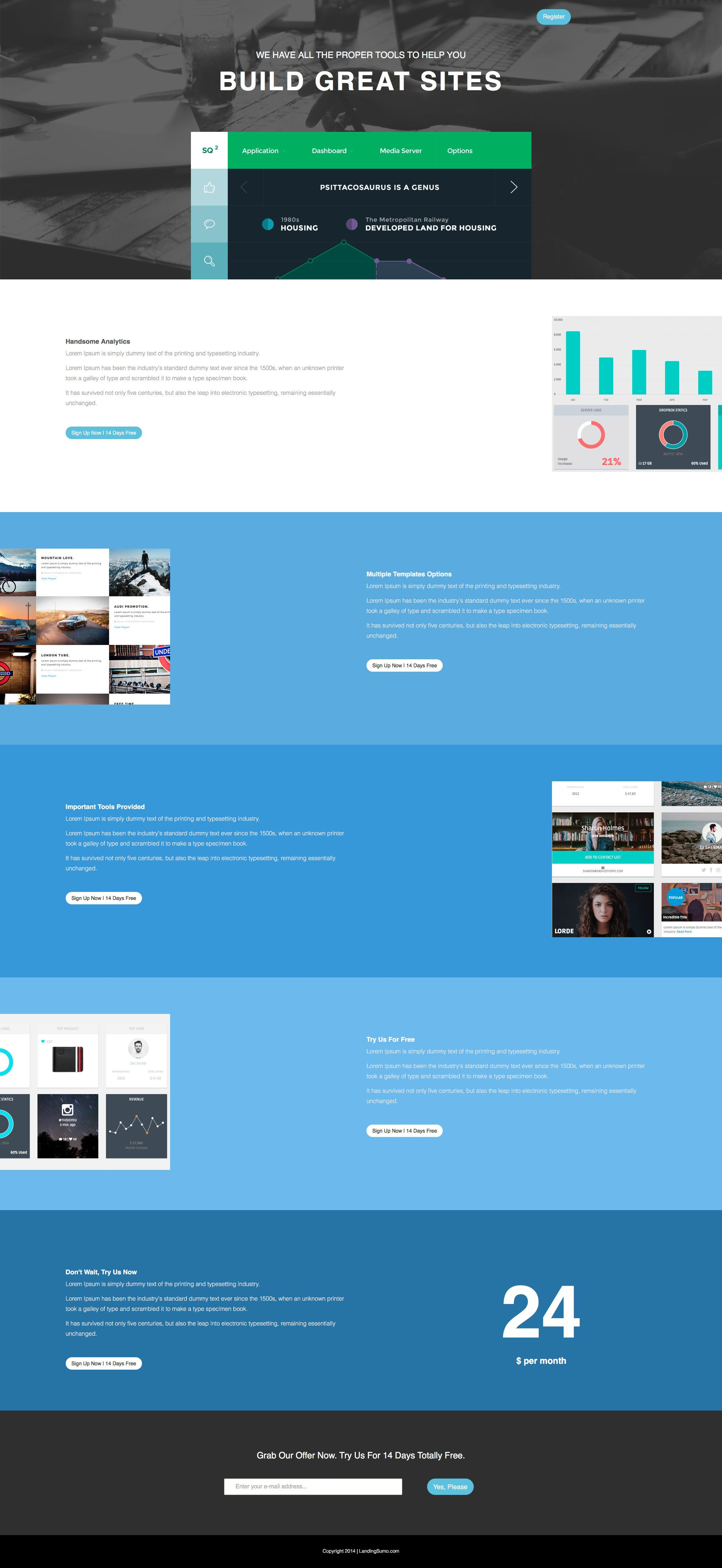 Pin By Szabolcs Bakos On Free Html5 Templates Pinterest Css Grid