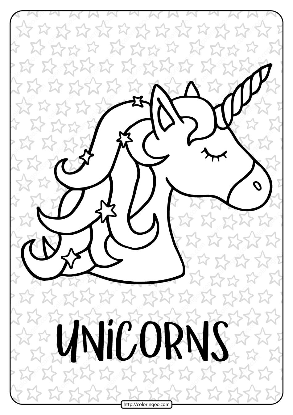 Free Printable Unicorns Are Real Pdf Coloring Page Unicorn Coloring Pages Free Kids Coloring Pages Kids Colouring Printables [ 1344 x 950 Pixel ]