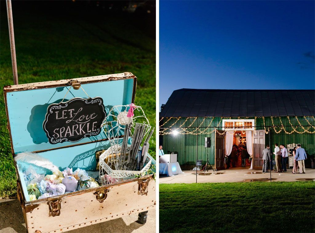 This Virginia Barn Wedding Will Be the Most Magical Thing ...