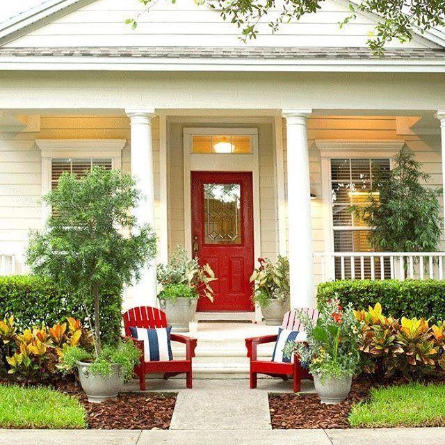 Porches Cozy Home
