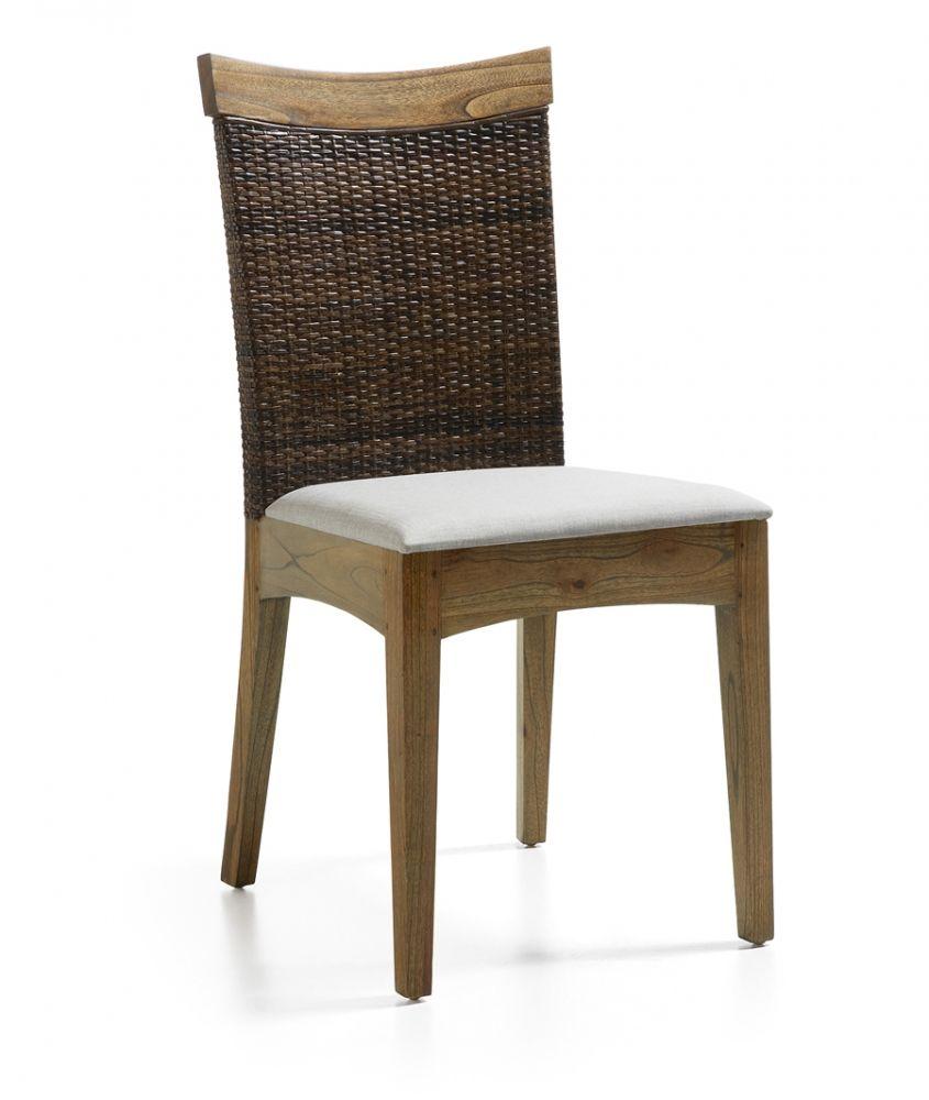 Mobilier Sejour Chaise Style Contemporain En Mindy