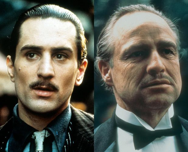 Movies Actors playing the same characters
