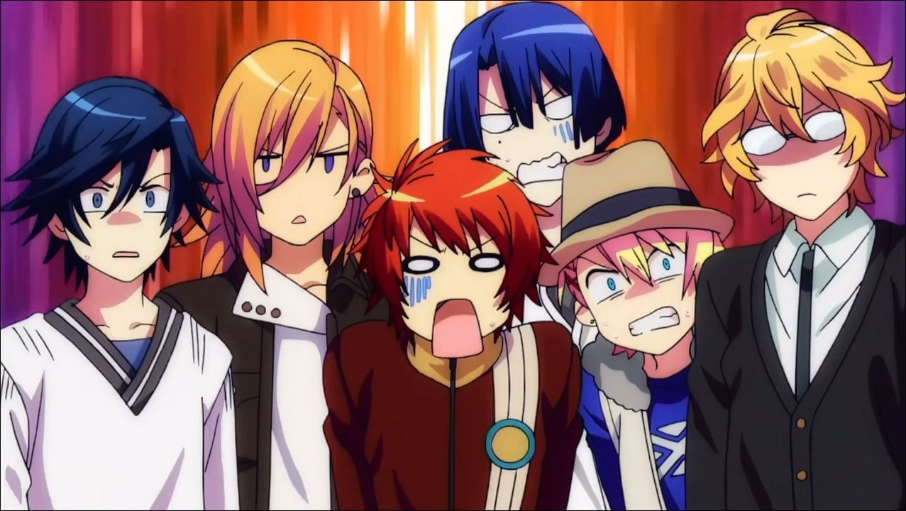 Top 10 Best Reverse Harem Anime Uta No Prince Sama Anime Utas