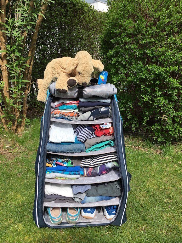 Der Perfekte Kinderkoffer Und Wie Ich Ihn Packe Mit Bildern
