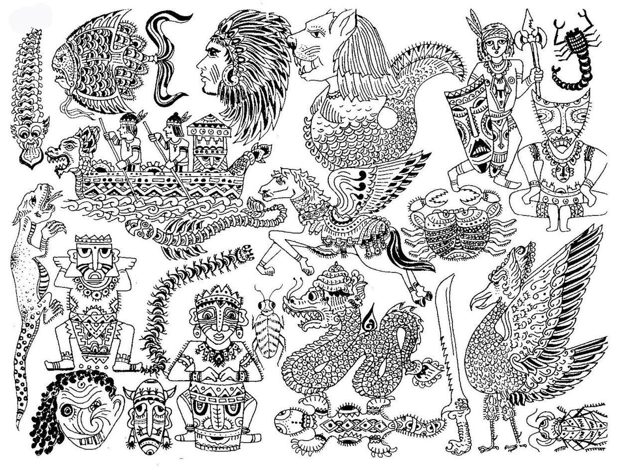 6 Hewan Hidup Abadi Mamalia Gajah Wikipedia Bahasa Gambar Kartun