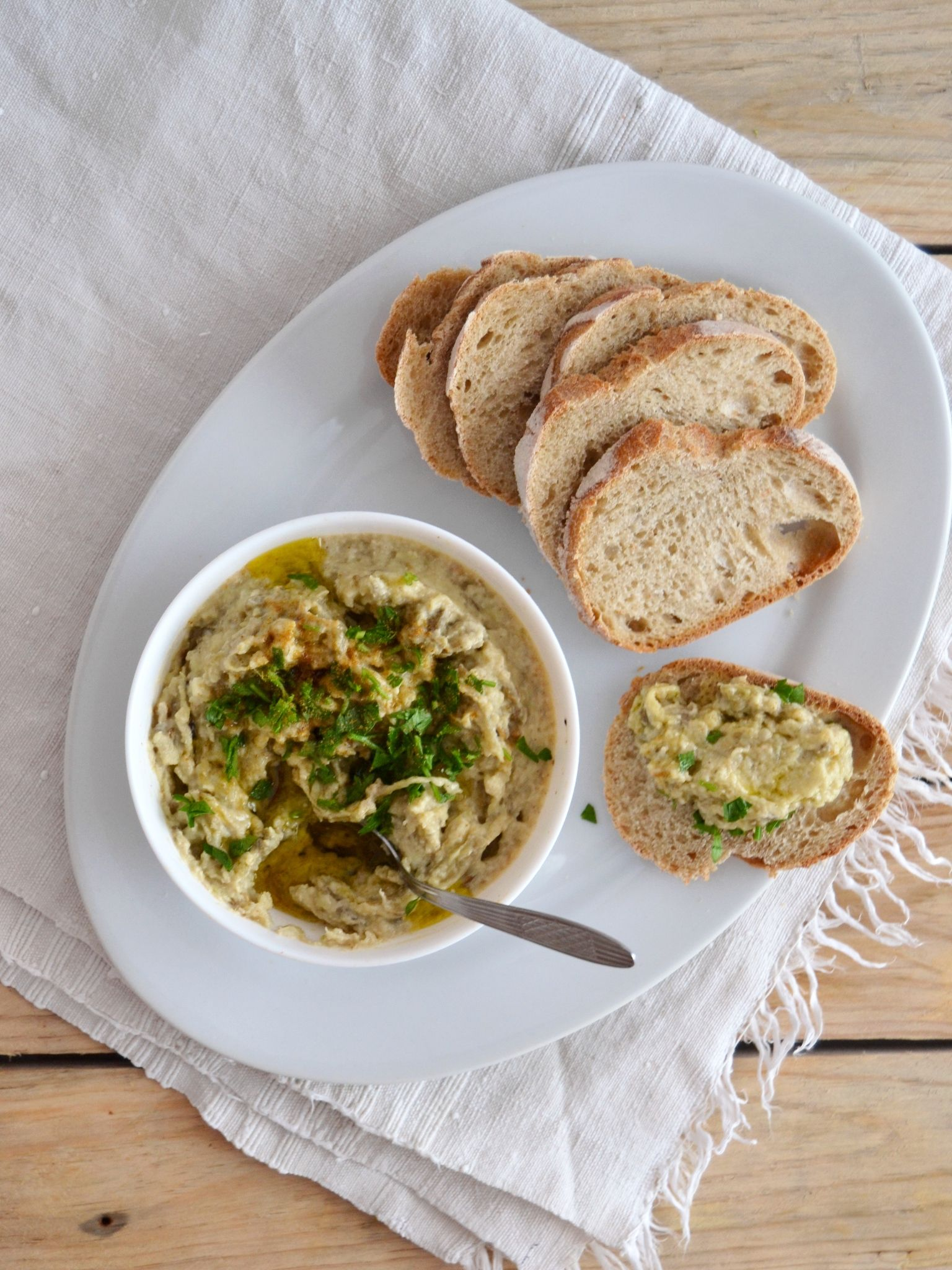 baba ghanoush #Vegan