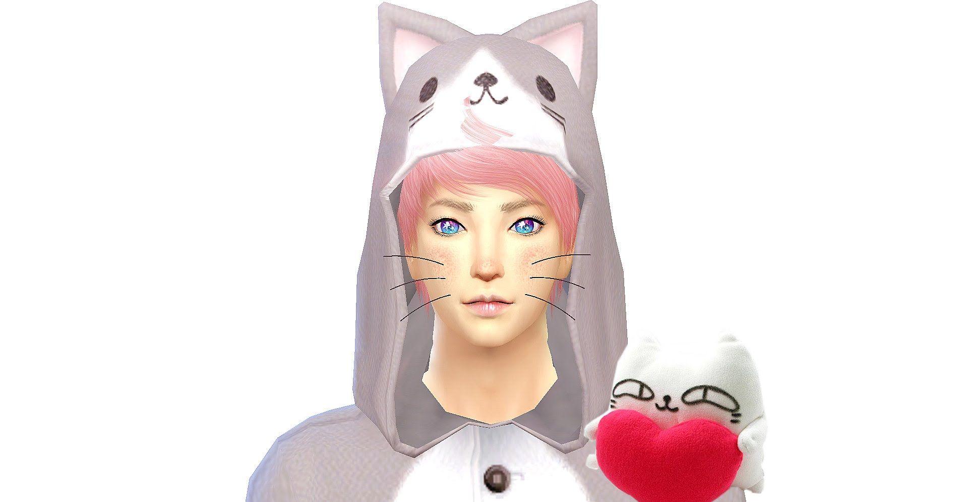 Sims 4 Erstelle Einen Sim Kawaii Boy With Download List Sims