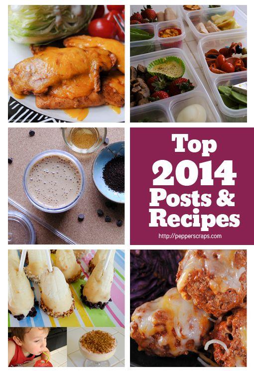 2014 Top Posts, Recipes & Videos of Pepper Scraps - Pepper Scraps