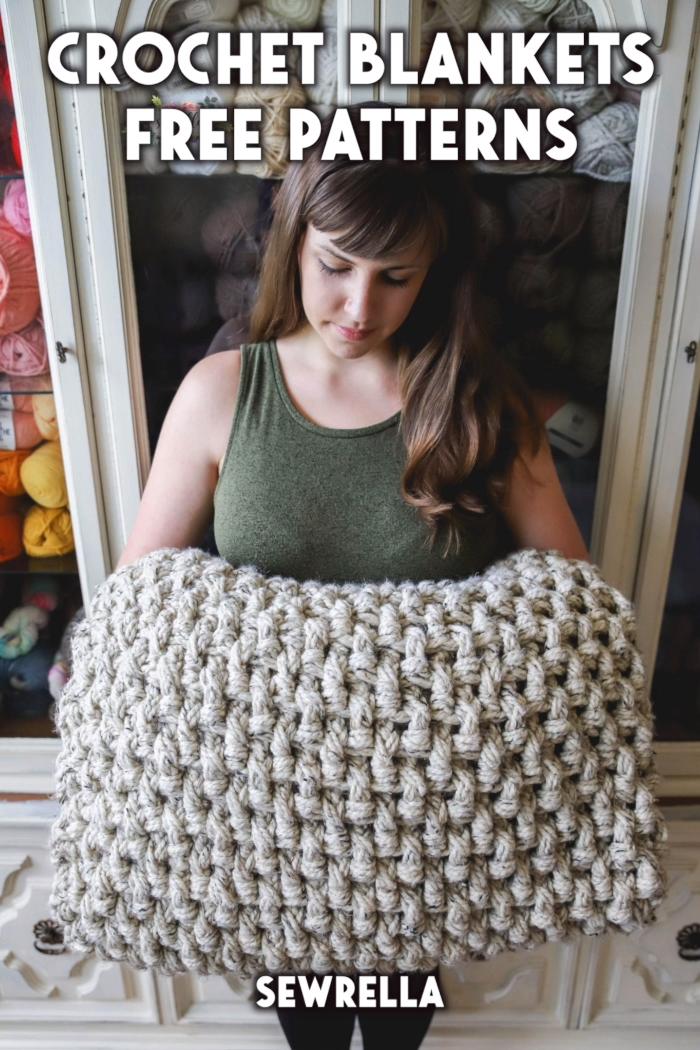 Photo of Crochet Blankets – free patterns