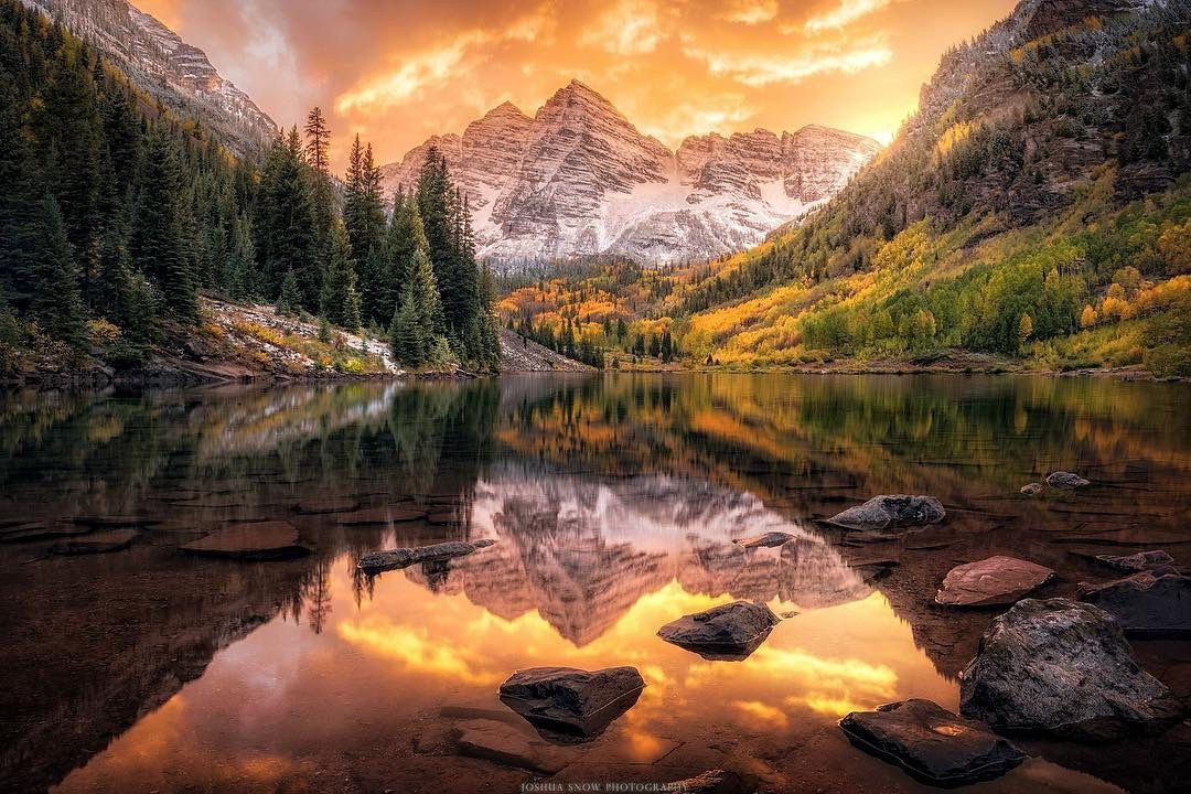 5 Favorite National Forest Destinations Twin Lakes Colorado Lake Landscape Mountain Lake