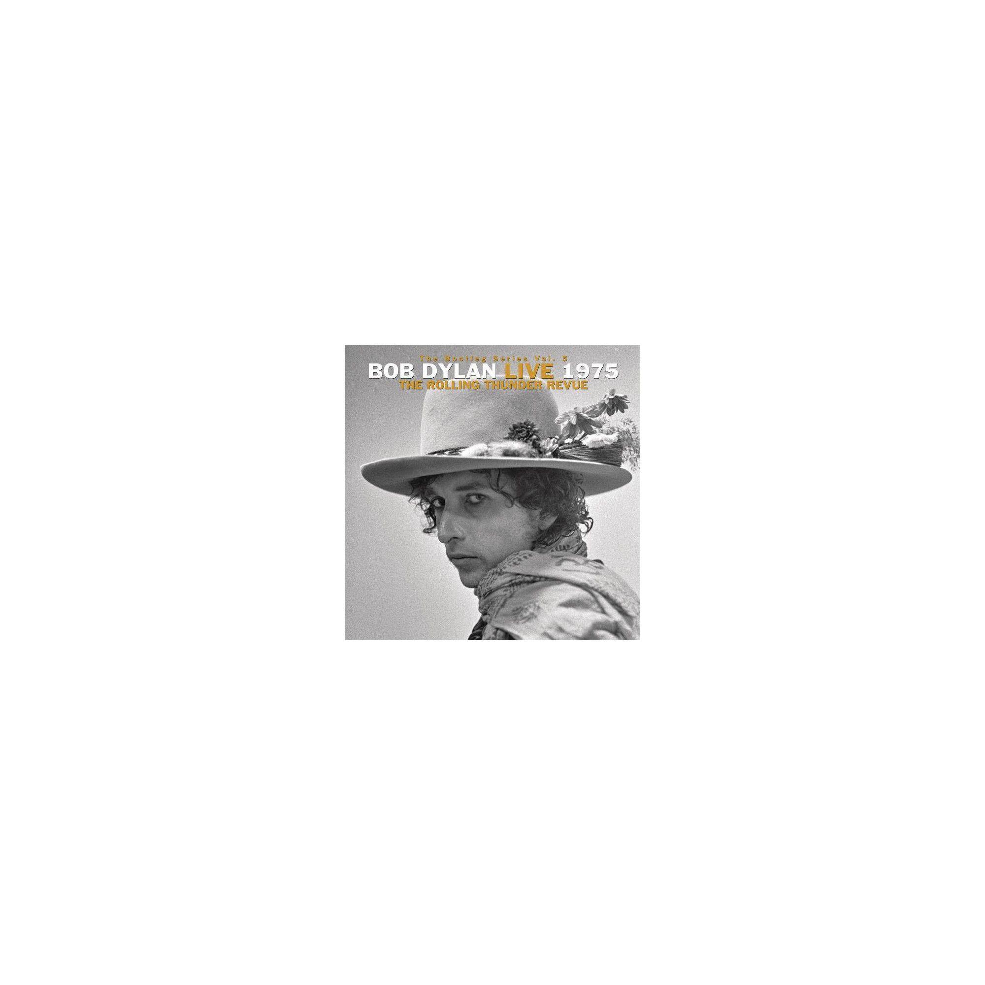 Bob Dylan Bootleg Series Vol 5 Bob Dylan Live 1975 The Rolling Thunder Revue Vinyl Bob Dylan Live Bob Dylan Rolling Thunder