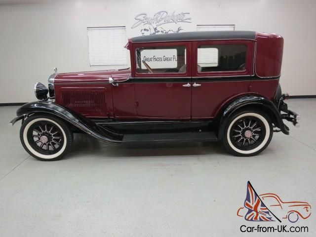 1929 Willys Overland Model 96 A Willys Overlanding Whippet
