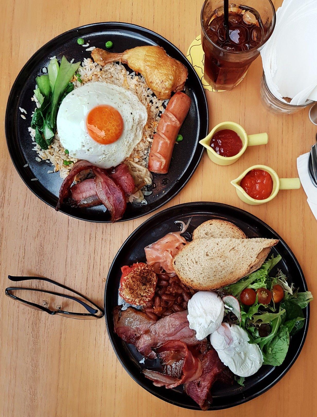 """Asian Big Breakfast & Big Breakfast"", Social Affair, Jakarta"