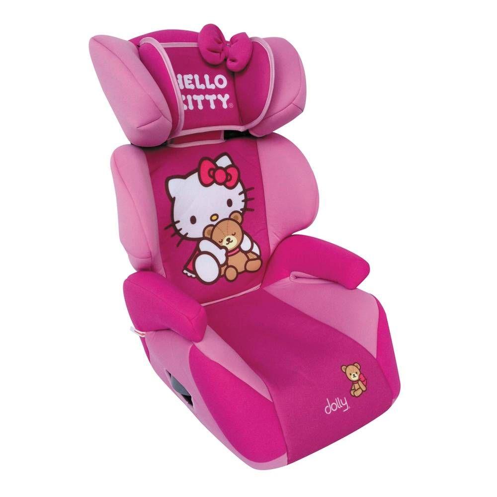 Tu bebé siempre a la moda con este asiento desmontable Hello