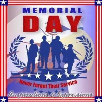 NEVER FORGET. WE THANK YOU FOR YOUR SERVICE....
