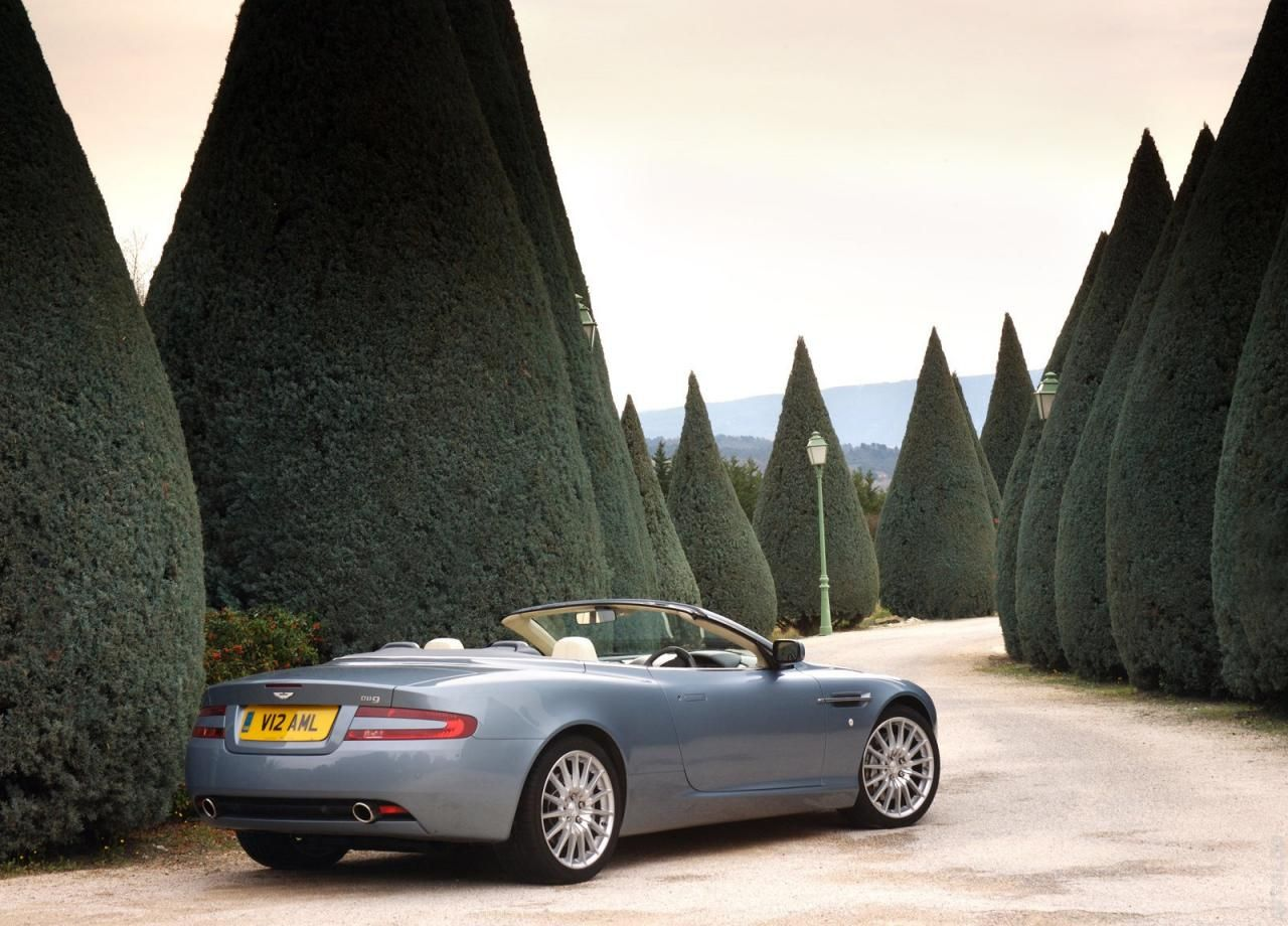 фото 2007 Aston Martin Db9 Volante