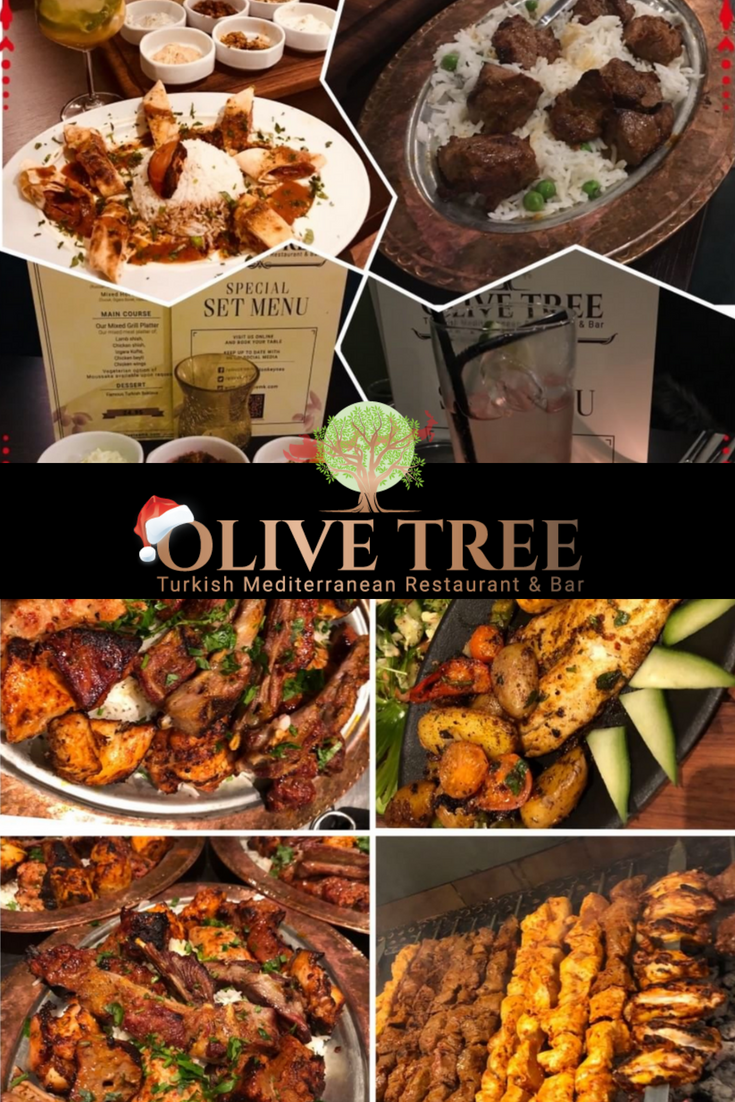 Olive Tree Turkish Mediterranean Restaurant And Bar Milton Keynes Towcester G Best Turkish Restaurants In The In 2020 Turkish Restaurant Turkish Recipes Meze