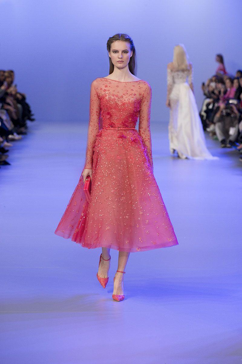 ELIE SAAB Haute Couture Spring-Summer 2014 | Elie Saab | Pinterest ...