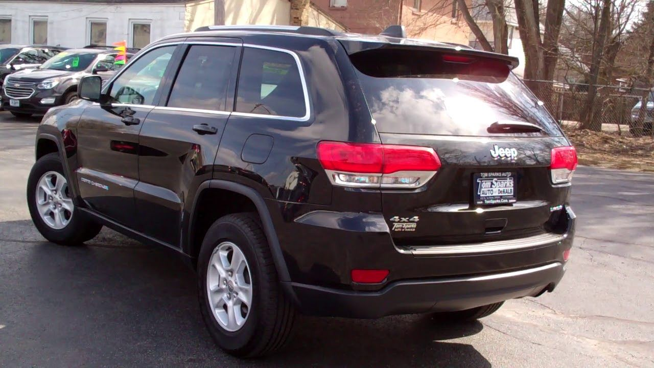 2015 Jeep Grand Cherokee Laredo 4x4 Dekalb IL near