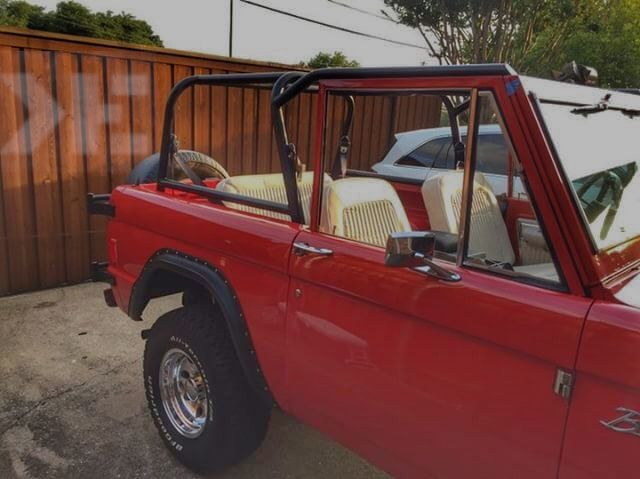 Krawlers Edge Early Bronco Family Roll Cage