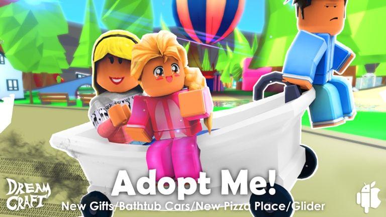 Echa Un Vistazo A Adopt Me Follow Us Es Una De Las Millones De Experiencias Unicas En 3d Generadas Por Los In 2020 Adoption Super Cute Puppies Infant Adoption