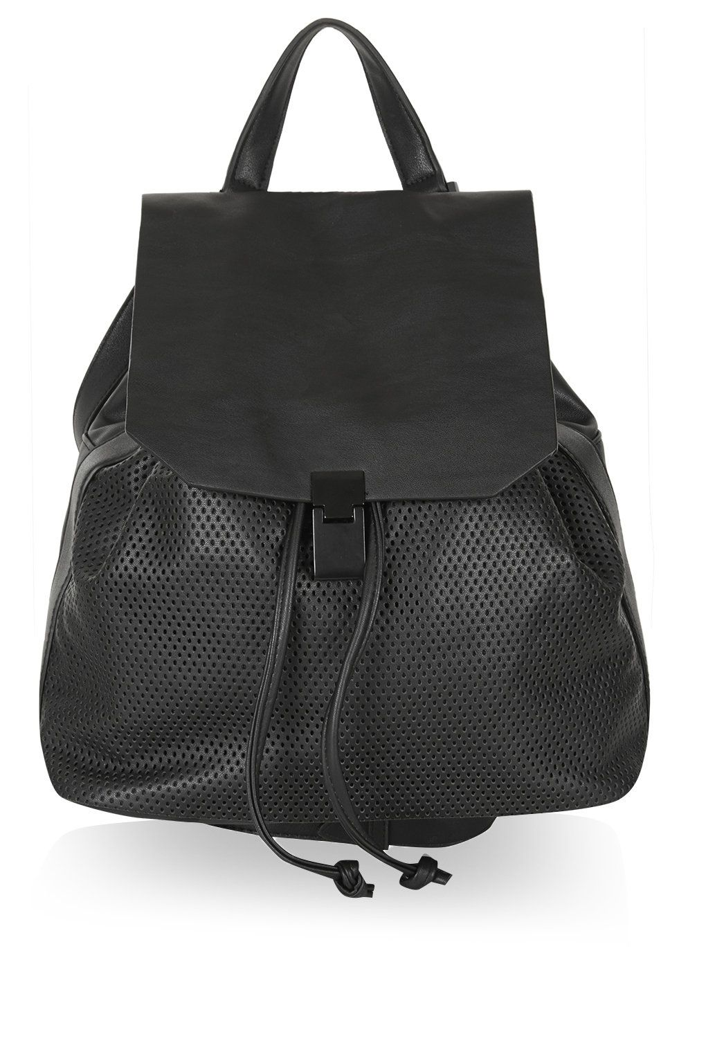 Photo 1 of Soft Perforated Backpack good for traveling, paris?