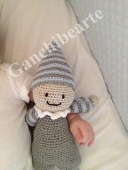 Ganchibearte: Cuddly baby