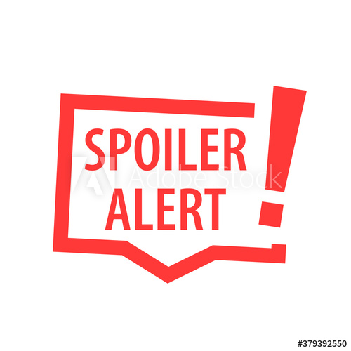 Spoiler Alert Speech Bubble Design Clipart Image Buy This Stock Vector And Explore Similar Vectors At Adobe Stock Ad Clip Art Speech Bubble Spoiler Alert