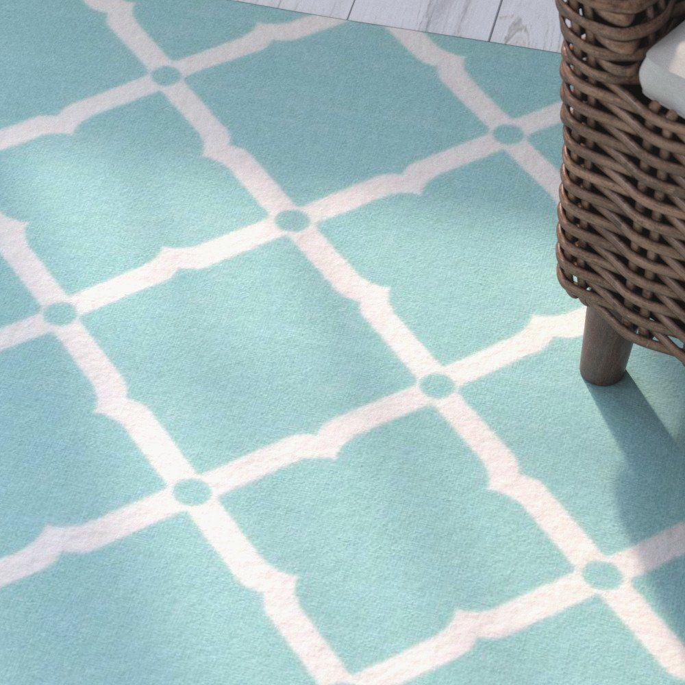 Beachcrest home creedmoor indooroutdoor area rug roof deco