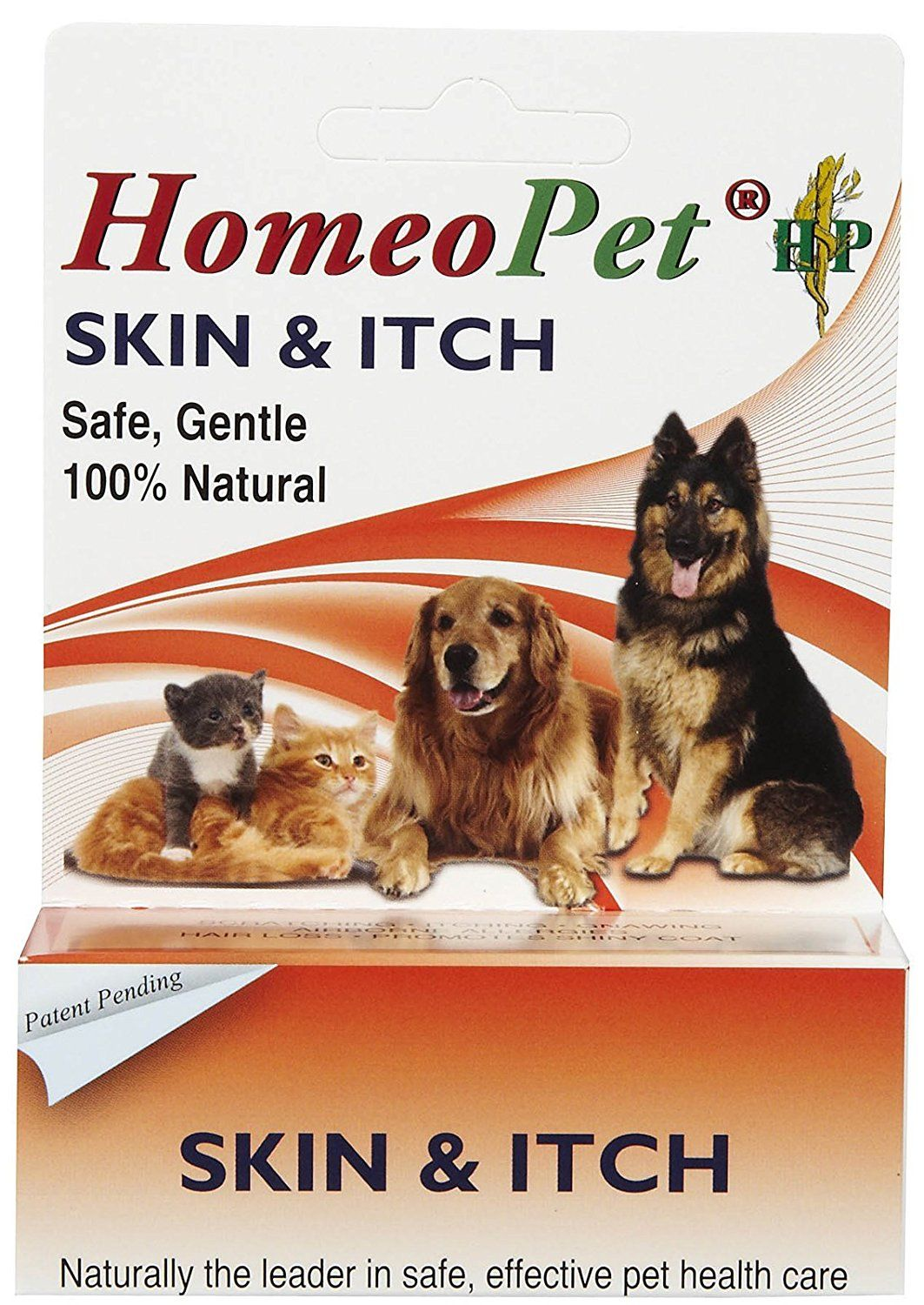 Homeocat Skin and Itch Relief Quickly view this special