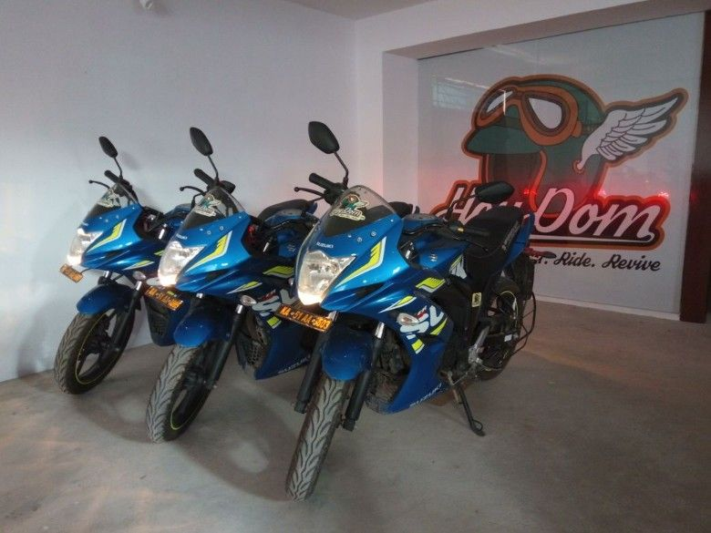 Guaranteed Affordable Bike Rentals In Bangalore Zero Deposit