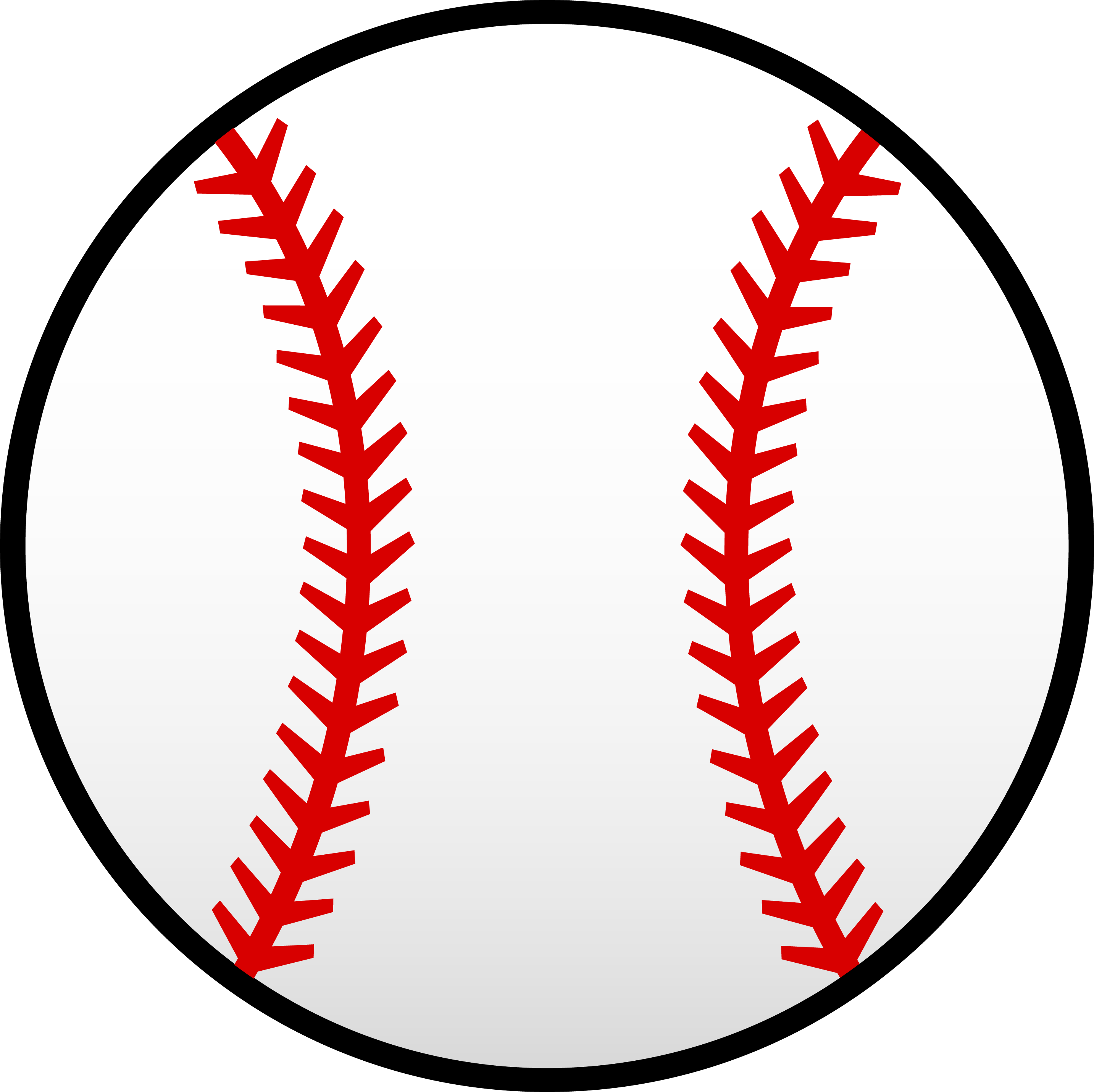 baseball pattern white baseball with red seams free clip art rh pinterest com basketball vector clip art free football baseball vector clipart