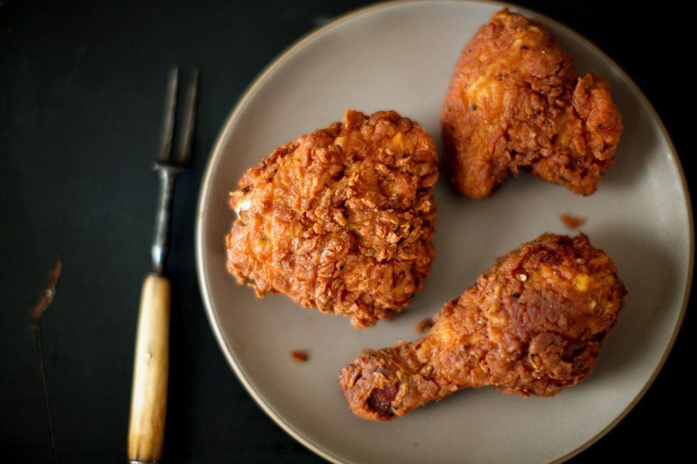 Michael Ruhlman S Rosemary Brined Buttermilk Fried Chicken Recipe On Food52 Recipe Fried Chicken Recipes Yum Yum Chicken Making Fried Chicken