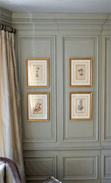 Hull Historical French Millwork Wall Molding Wall Paneling Decor